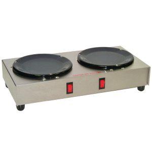 Calentador Grindmaster-Doble